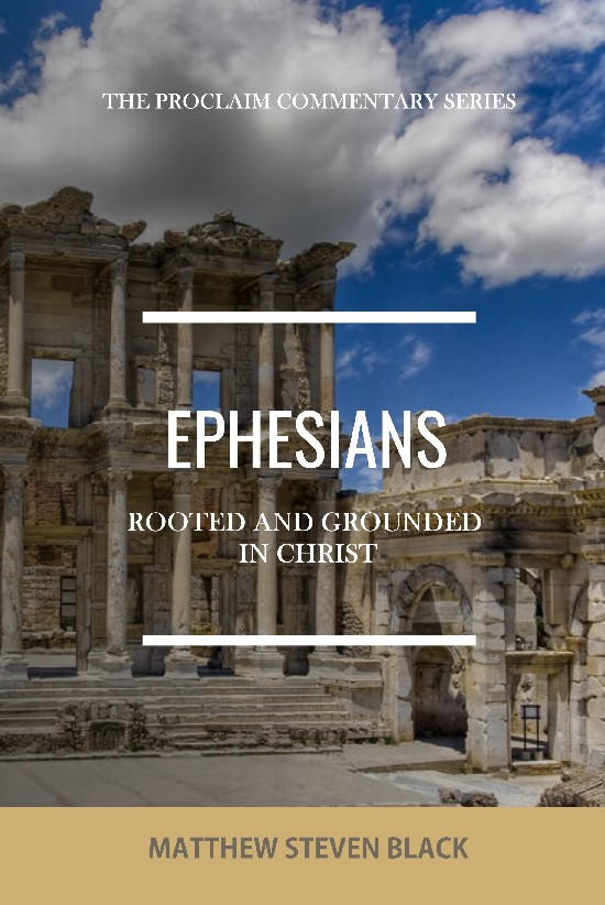 Ephesians, Now Available